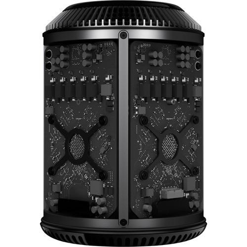 apple mac pro desktop computer (eight-core, late 2013)