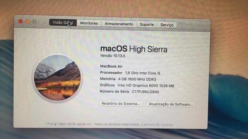 apple macbook air 13.3' intel