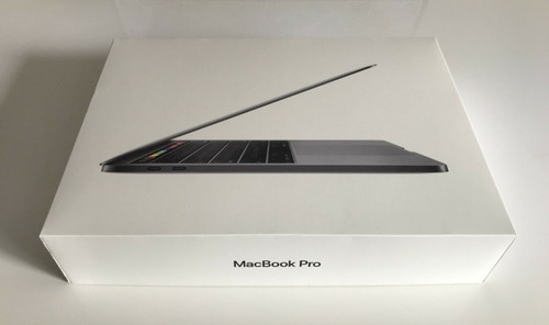 apple macbook pro 13 2018 core i7 512gb ssd 16gb touch bar