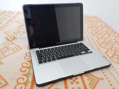 apple macbook pro 13  mid 2012 - 16gb de ram y 500gb ssd