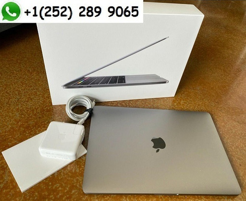 apple macbook pro 13  touch bar 2.7ghz i7 16gb ram 512gb