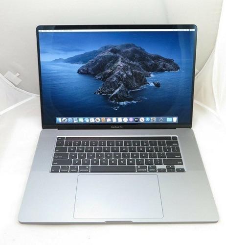 apple macbook pro 16 i7 6core 2.6ghz 16gb ram 512gb rom