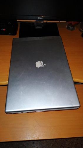 apple macbook pro 17 como repuesto negociable