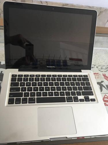 apple macbook pro 2011 13  para repuestos * leer descripción