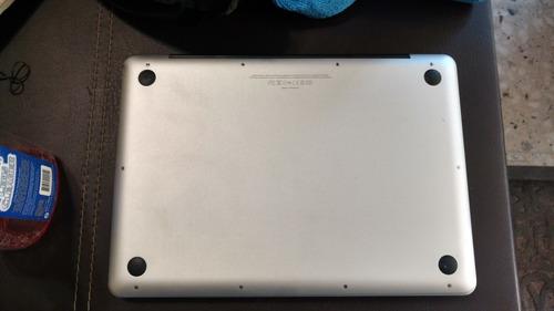apple macbook pro 2012 - laptop 13.3 in 4gb ram/2.5gh xtreme