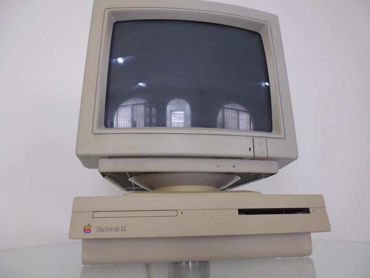 27c3b6adc40 apple macintosh lc / antigua computadora / vintage coleccion. Cargando zoom.