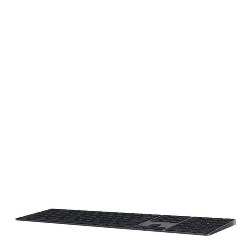 apple magic keyboard con teclado numérico español space gray