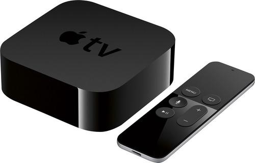 apple mlnc2ll  apple tv  64 gb  de 4ª generacion