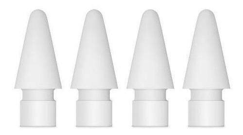 apple paquete de 4 - pencil tips original garantía 1 año
