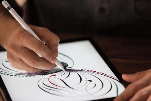apple pencil para ipad pro original lacrado 12x s/ juros