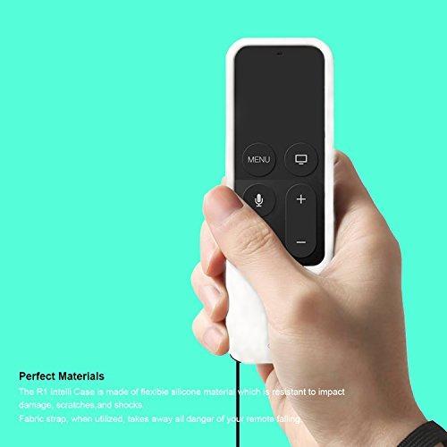 apple remote case para apple tv 4ta generación, xeyou apple