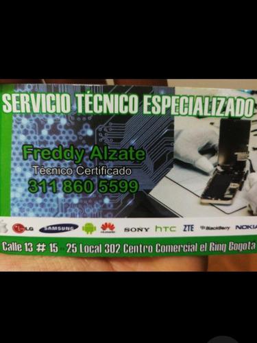 apple servicio técnico especializado