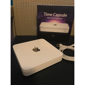 Apple Time Capsule 2tb Md032ll/a A1409 802.11n 4a Ger