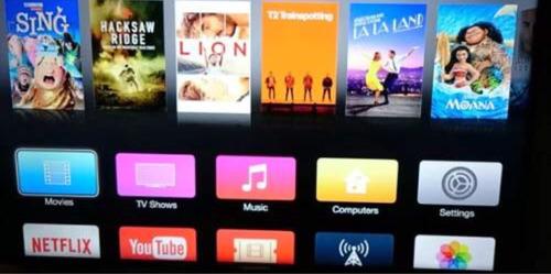 apple tv 3, listo para ver tus películas