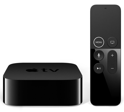 apple tv 4k 32gb 5a geracao mqd22ll/a p. entrega