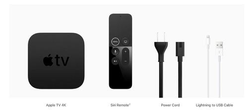 apple tv 4k 32gv hdr ultima generación - inetshop