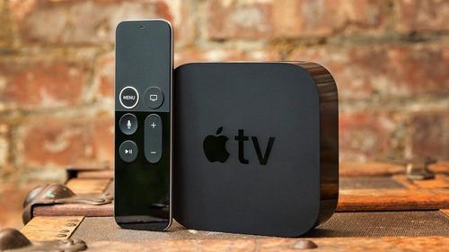 apple tv 4k / 64gb / nuevo sellado / 2017