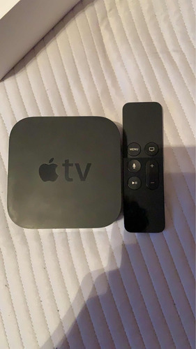 apple tv 4ta generación 64gb
