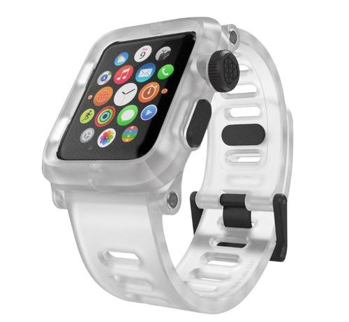 apple watch 1 lunatik epik protector 100% or. clear