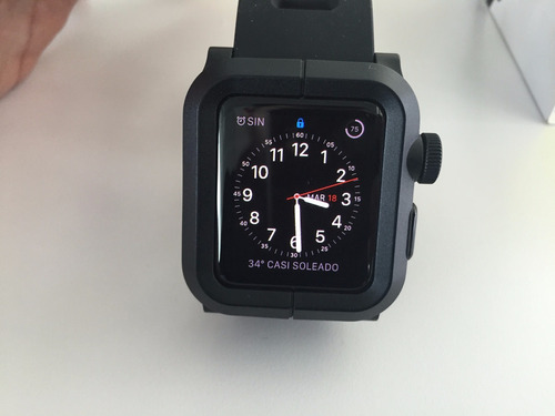 apple watch 1  lunatik epik protector 100% original