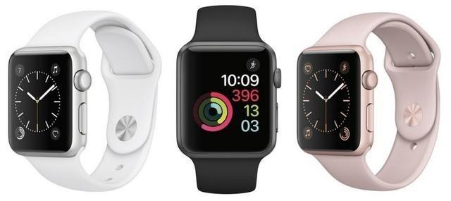 970b7ef5430 Apple Watch 3 42mm Gps Prova Dágua Pronta Entrega - R  1.995