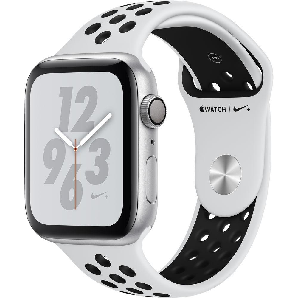 d6897de7bce Apple Watch Nike+ 44mm Series 4 Gps Prata Lacrado - R  2.949