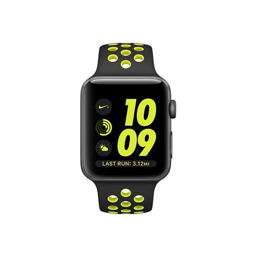 apple watch nike+ nuevo  42mm gris