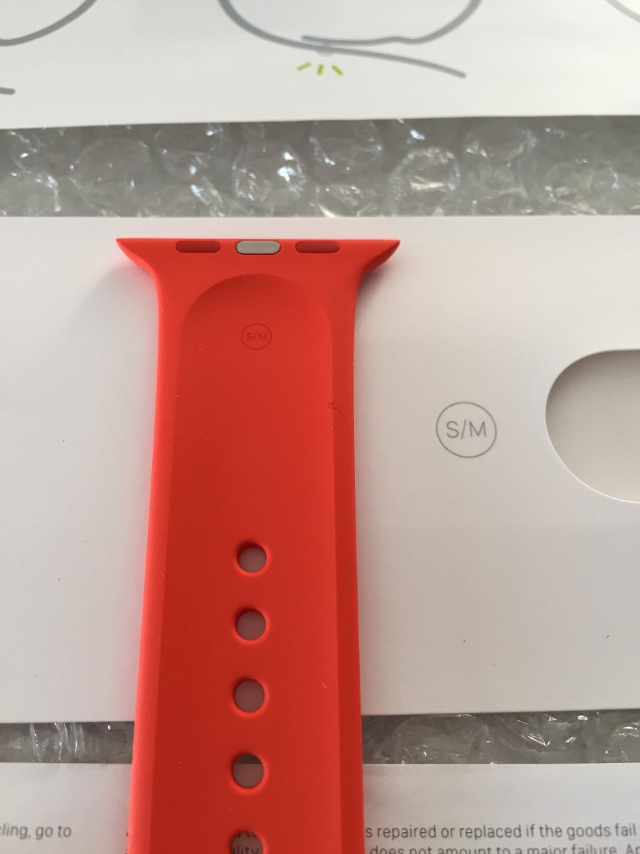 Correa extensible corto para reloj original apple watch for Especificaciones iwatch