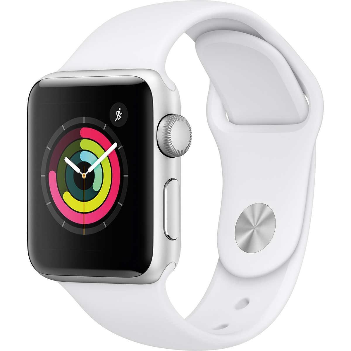 72fabc4e66c Apple Watch Reloj Serie 3 38mm Silver Gris Mtey2ll -   7