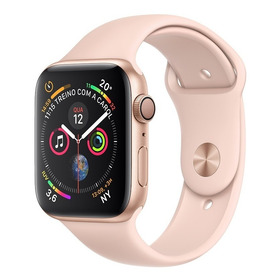 Apple Watch S4 Series 4 40mm Gps Novo Lacrado Nota Fiscal