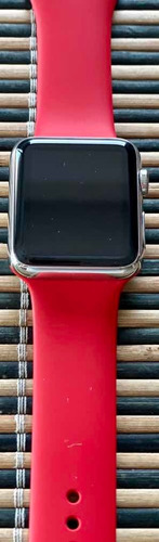apple watch serie 1 - 42mm - acero impecable