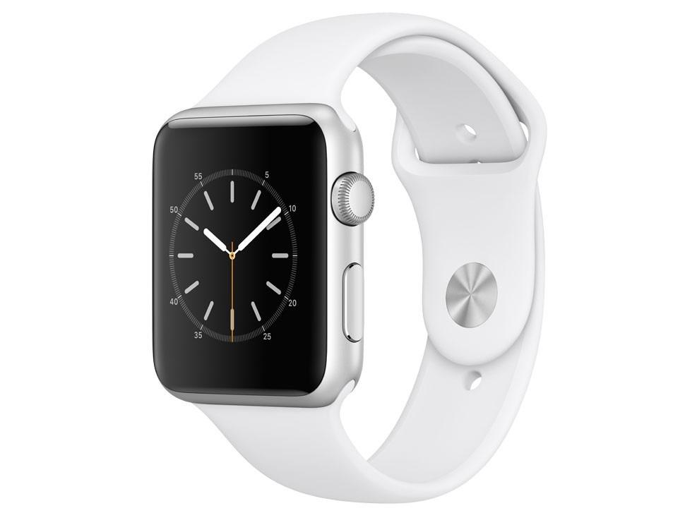 b102cd06005 apple watch serie 1 42mm novo e lacrado a1803 nacional. Carregando zoom.