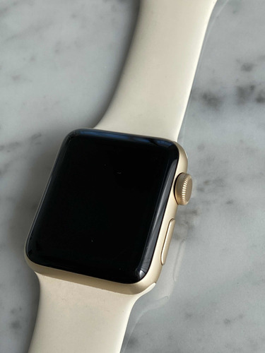 apple watch serie 2 dorado 38 mm