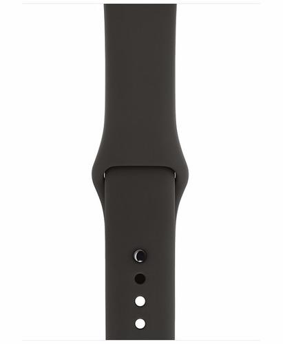 apple watch serie 3 38mm wifi watchos 4 8gb cinza espacial