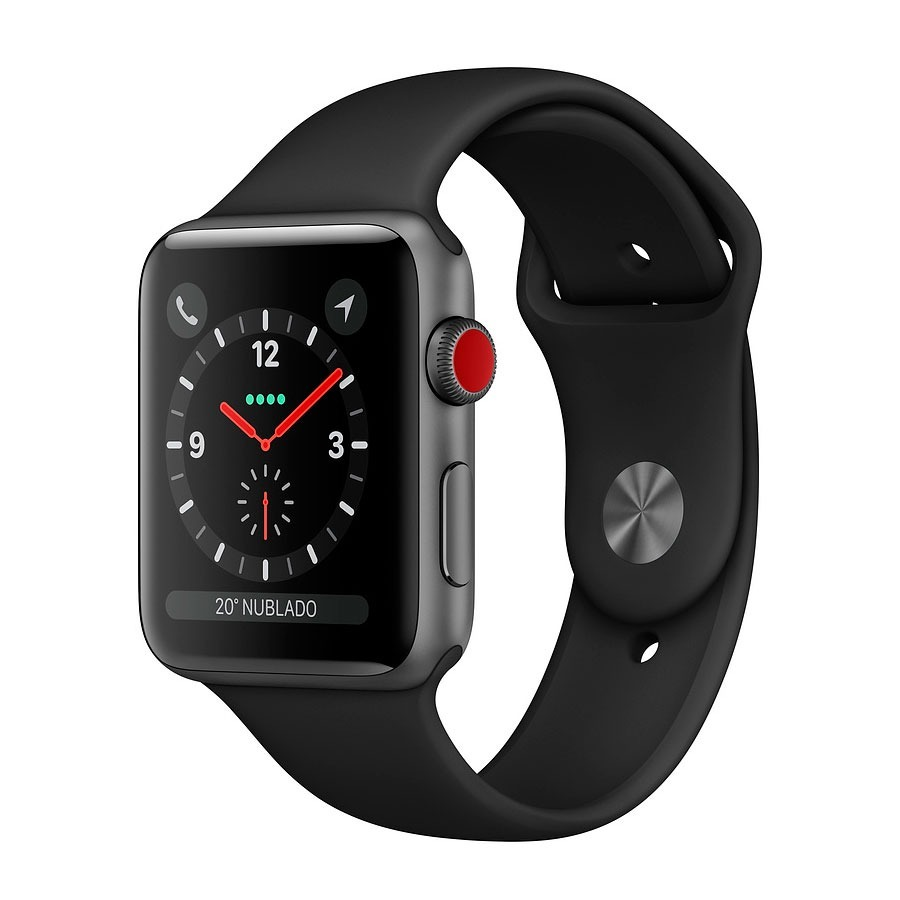 f8f4652d641 Apple Watch Serie 3 42mm Gps + Celular Lte - S3 Original - R  2.649 ...