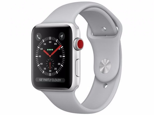 apple watch serie 3 42mm original pronta entrega lacrado