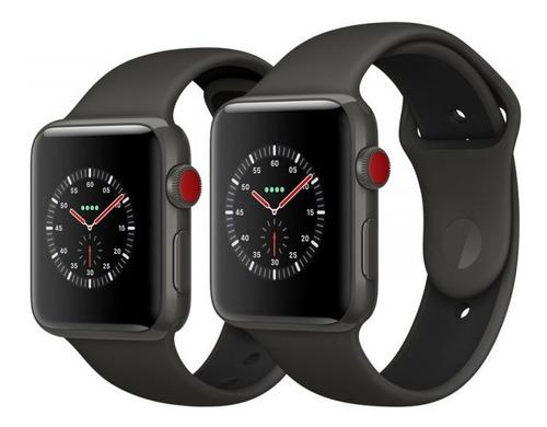 apple watch serie 3 gps 38mm sellado tarjeta credito