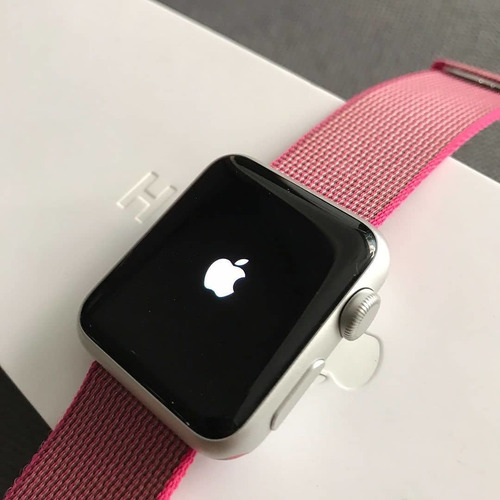 apple watch serie 3 rose 38 mm gps celular