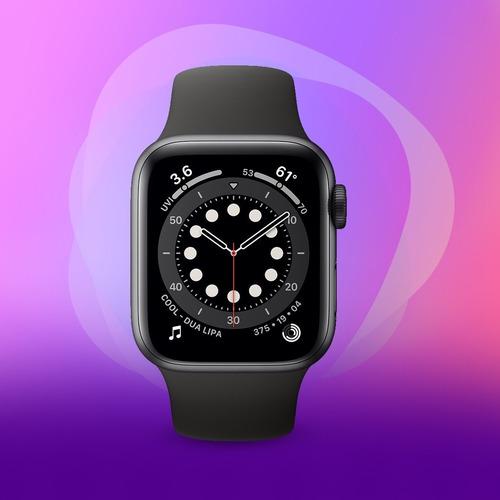 apple watch serie se 40mm $379 efectivo o 12 cuotas de $40