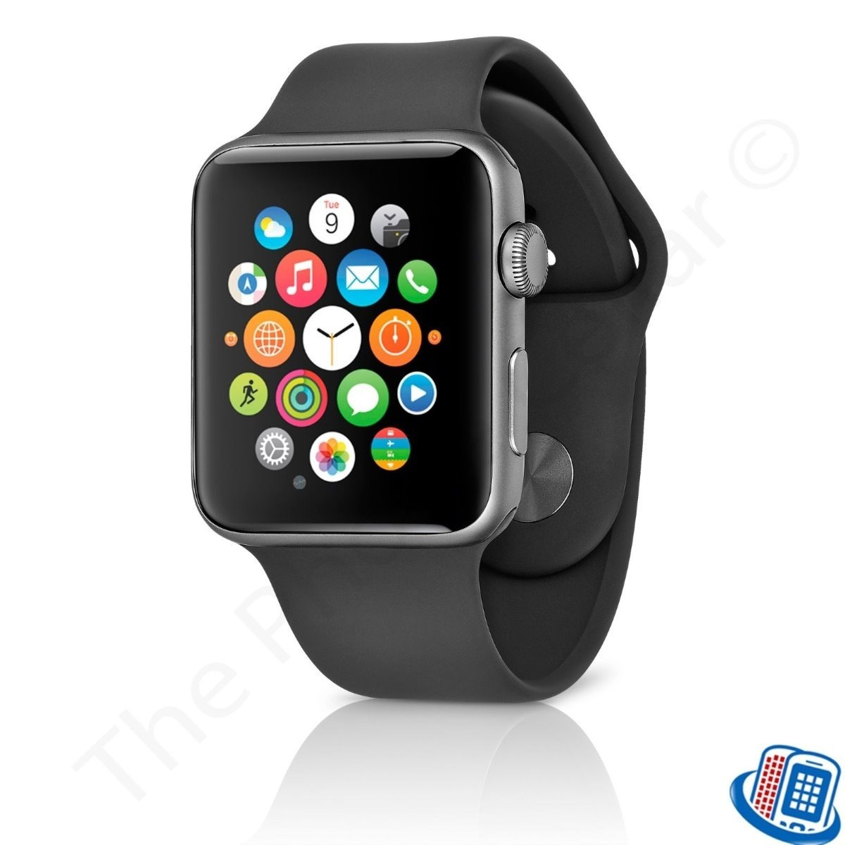 225767ce8a8 apple watch series 1 cinza espacial 38mm space original. Carregando zoom.
