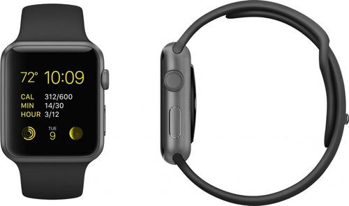 apple watch series 1 space gray 38mm nuevo y sellado