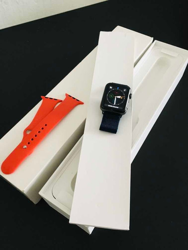apple watch series 2 42mm usado
