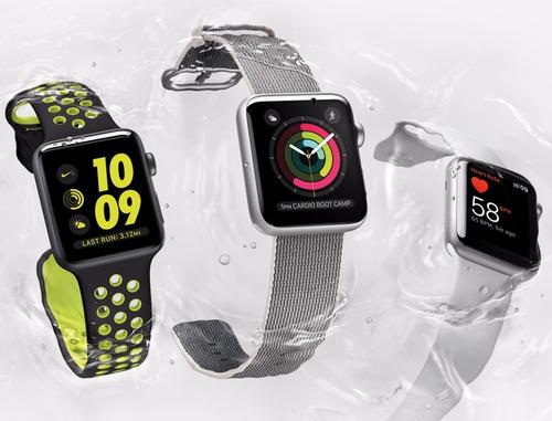 apple watch series 2 de 38mm y 42mm a pedido