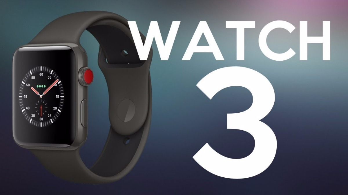 e50ccd4f723 Apple Watch Series 3