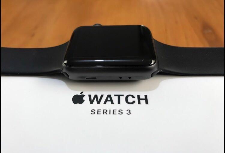a0813238981 Apple Watch Series 3 42mm Gps Prova D  Agua - R  2.050