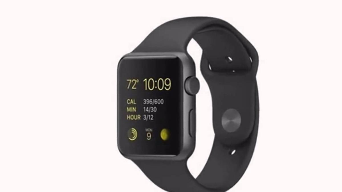 b71665c751e apple watch series 3 42mm + pronta entrega + lacrado. Carregando zoom.
