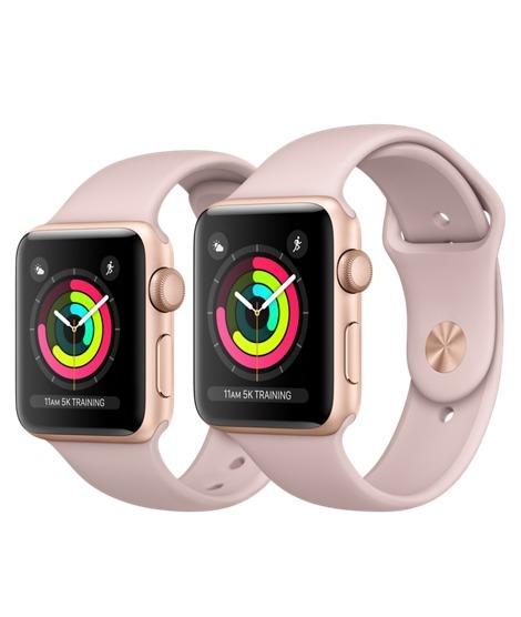 3e8893f7748 Apple Watch Series 3 42mm + Pronta Entrega + Lacrado - R  1.979