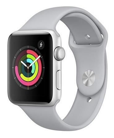 apple watch series 3 42mm silver caja sellada smartwatch