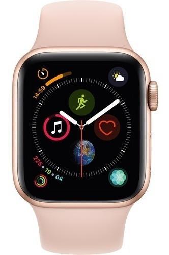 apple watch series 4 40mm gps colores pink - masplay
