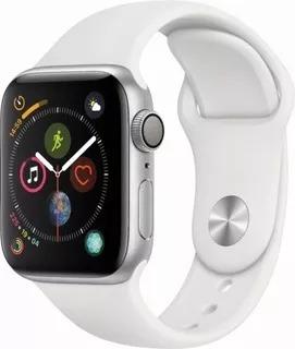 apple watch series 4 (44mm, negro , gps bluetooth)